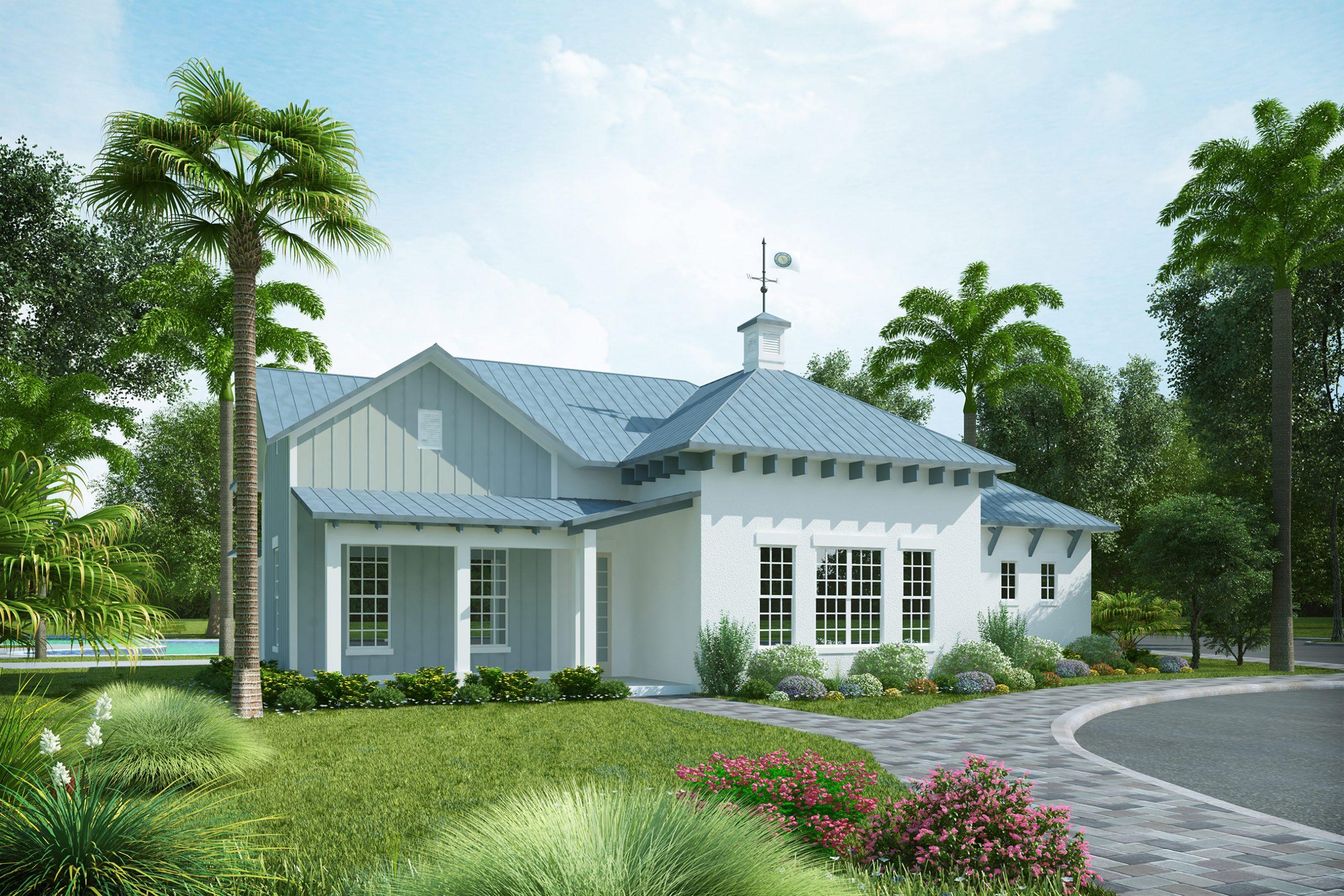 New Master Amenity club house
