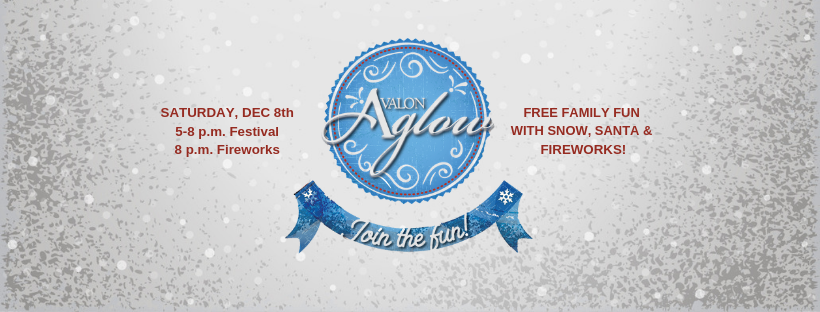 Avalon Park West to Host 6th Annual Avalon Aglow Saturday, December 8, 2018