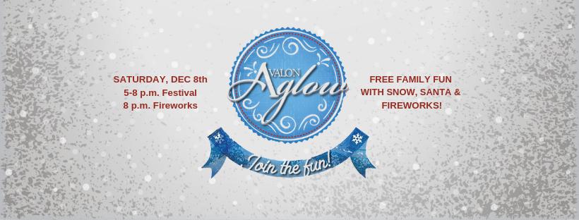 Avalon Park West to Host 6th Annual Avalon Aglow Saturday, December 8, 2018