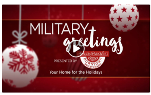 Military Greetings - Your Home for the Holidays